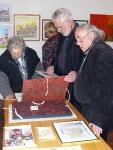 2007. Nov. 3-16. Őszi kiállítás 2007, az egyesület művészeinek kiállítása
